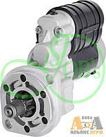 123708120 Стартер редукторний 12В  2,8 кВт (Yanmar) (ТМ Jubana)