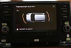 Парковочный ассистент парктроник передний + задний на 8 датчиков для Skoda Octavia A7, Октавия 3, Superb 3, фото 5