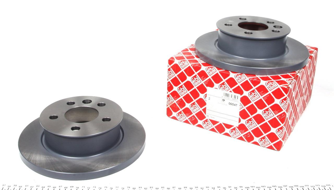 Диск тормозной передний Фольксваген Т4 /  VW T4 2.5TDI до 1996  R15 (260x16) Febi Германия 06547