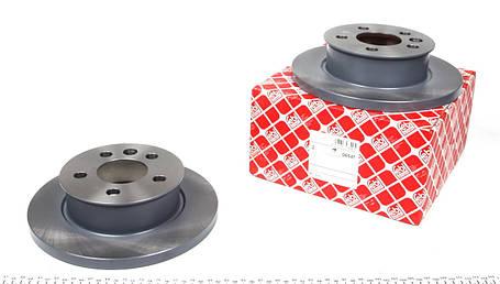 Диск тормозной передний Фольксваген Т4 /  VW T4 2.5TDI до 1996  R15 (260x16) Febi Германия 06547, фото 2