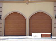 Секционные ворота DoorHan. Шир.: 3000 мм, выс.: 2300 мм.