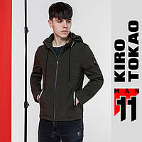 11 Kiro Tokao   Японская ветровка весна-осень 2052 зеленая