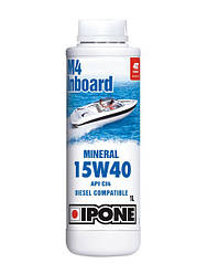 IPONE Marine 4 Inboard 15W40 5л