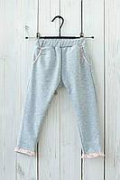Модные спортивные штаны для девочек в расцветке