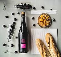 Сухое вино игристое Италия Borgo Fulvia Lamdrusco Rosso Secco Сухе Ігристе вино