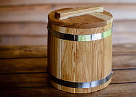 Кадка конусная дубовая для засолки Seven Seasons™, 40 литров
