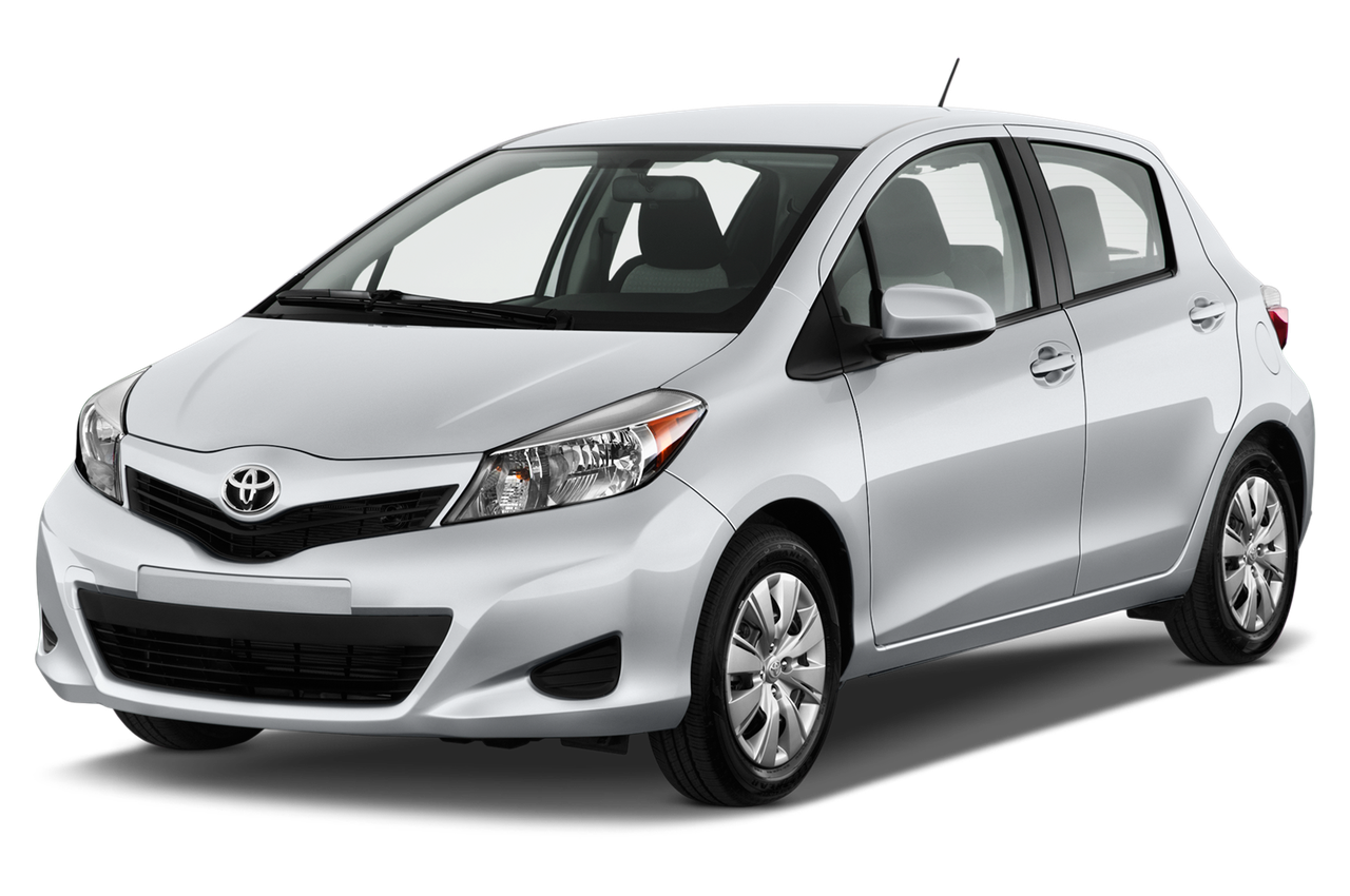 Лобовое стекло Toyota Yaris (2012-)