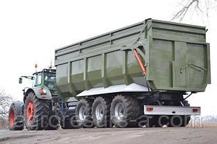 Прицеп тракторный ТСП-39 самосвал/тридем Завод Кобзаренка