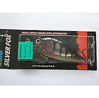 Воблер Silver Fox Karas 0.5-2.5m 9cm 17g #4