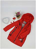 Куртка для девочки  NK 8815 весна-осень, размеры на рост от 134 до 146 возраст от 8 до 12 лет, фото 1