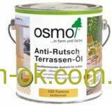 Osmo Anti-Rutsch 2.5л Terrassen ol 430 Осмо террасное масло с антискользящим эффектом 2.5л