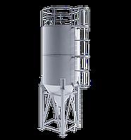 Силоса металлические для хранения Цемента и Зерна купить | Цена на силос для хранения кукурузы