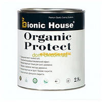 Масло - антисептик для дерева Organic protect oil Bionic-House 1 л