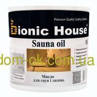Масло - антисептик для дерева Organic protect oil Bionic-House 10 л