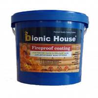 Огнезащитная краска для дерева Bionic-House 5 кг