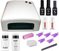 Стартовый набор Kodi Professional для покрытия гель-лаком