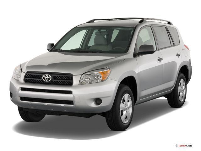 Лобовое стекло Toyota RAV-4 с обогревом  (2006-2013)
