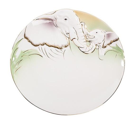Фарфоровая посуда Pavone Дизайн Слоны