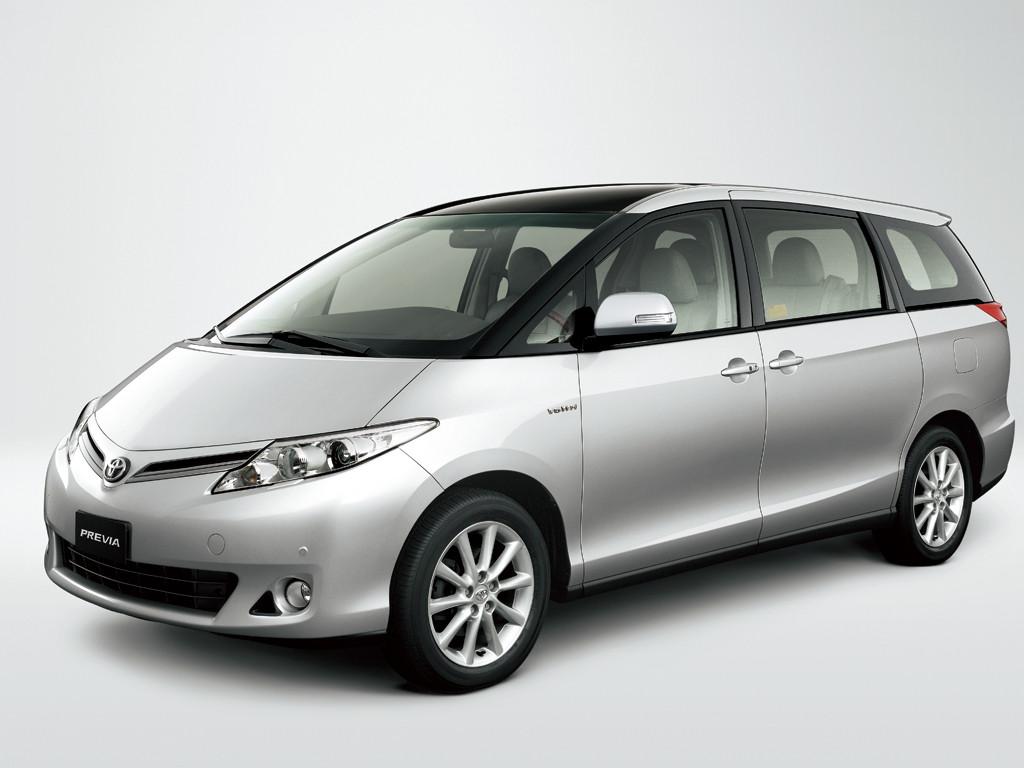 Лобовое стекло Toyota Previa (2006-)
