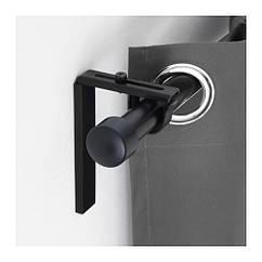 Настенное/потолочное крепление IKEA BETYDLIG черный 602.172.28