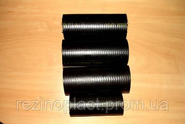 Набор патрубков радиатора ЮМЗ (4 шт)