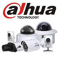 IP камеры видеонаблюдения Dahua