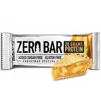 BioTech USA Zero Bar Holiday flavours 50 g (apple pie)