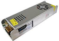 Блок питания 200Вт 12В 16,6А негерметичный (Slim) ІР20, фото 1