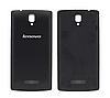 Чорна задня кришка для Lenovo A2010