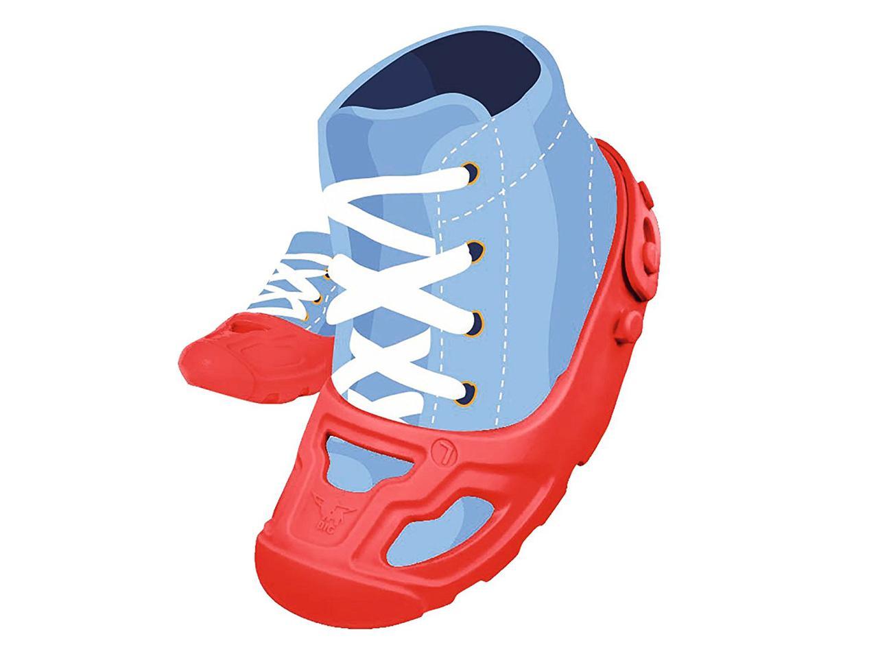 Защита для обуви BIG Биг красная 56449
