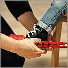Защита для обуви BIG Биг красная 56449, фото 5