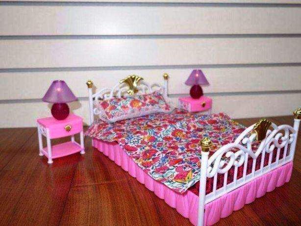 Детская мебель для кукол Gloria 99001 Спальня Барби