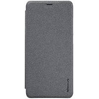 Чехол-книжка Nillkin Sparkle Black для Xiaomi Redmi 5, фото 1