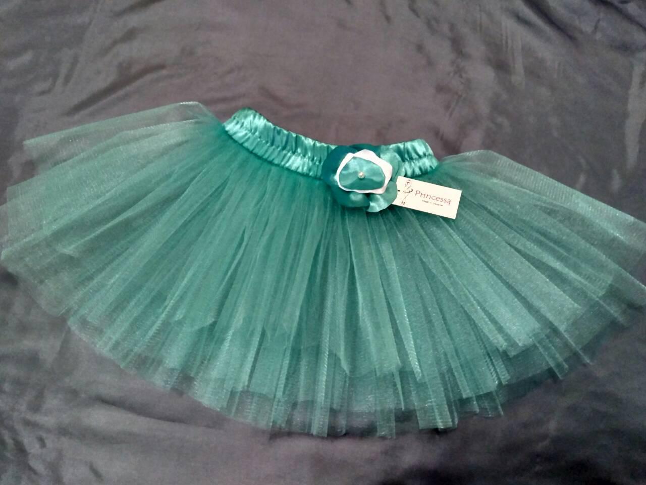 Юбочка пышная детская фатиновая на резинке, для танцев. Без подклада. Пошив в любом цвете и размере.