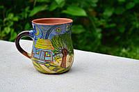 Чашки расписные, керамика, фото 1