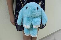 Рюкзак-сумка кролик меховой