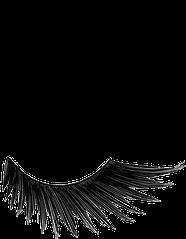 Накладные ресницы серии Star girl от Kryolan