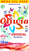 Пральний порошок Oliwia (10кг) Польща Universal