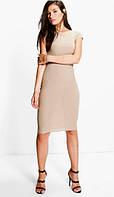 Классическое Женское Повседневное Платье бренд Boohoo оригинал, Размер М