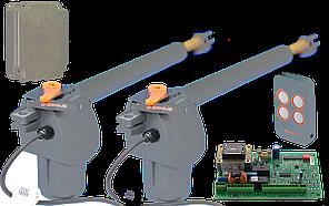 FAAC GENIUS GFlash Q (G-BAT 400) MINI — автоматика для распашных ворот ( створка до 4м )