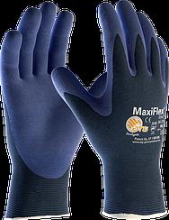 Тонкие но прочные рабочие перчатки MaxiFlex® Elite™ 34-274