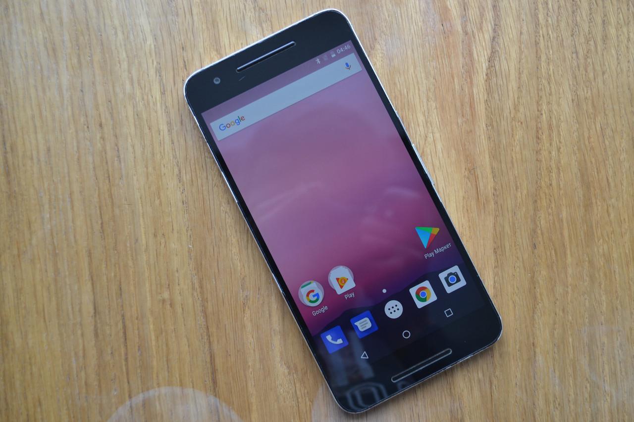 Смартфон Huawei Nexus 6P 32Gb Silver Оригинал!