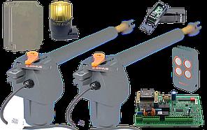 FAAC GENIUS GFlash Q (G-BAT 400) MAXI — автоматика для распашных ворот ( створка до 4м )
