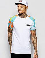 Мужская футболка Heros Heroine (XS), фото 1
