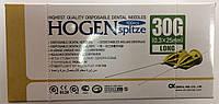 Иглы карпульные Hogen Spitze 30G X 25 mm ( 0.3 X 25 mm )