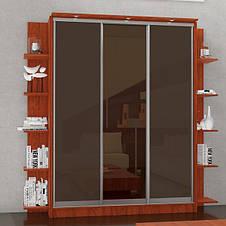 Шкаф-купе трехдверный 180 см, фото 2