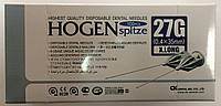 Иглы карпульные Hogen Spitze 27G X 35 mm ( 0.4 X 35 mm )