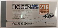 Иглы карпульные Hogen Spitze 27G X 38 mm ( 0.4 X 38 mm )