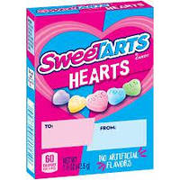 SweeTARTS hearts, фото 1