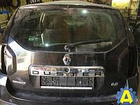 Крышка багажника на Рено Дастер (Renault  Duster)2010-2015